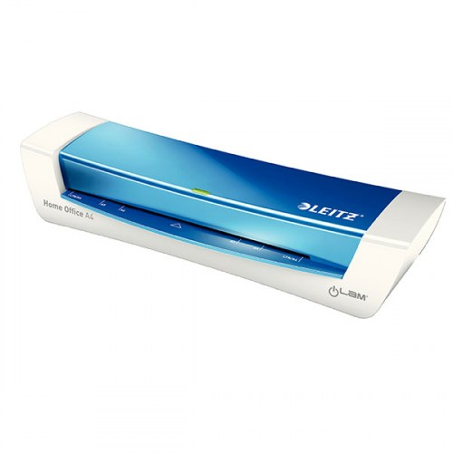 LEITZ LAMINATOR ILAM A4 HOME OFFICE BLUE